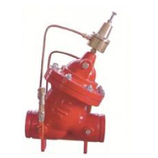 SJKX型沟槽式泻压/持压阀